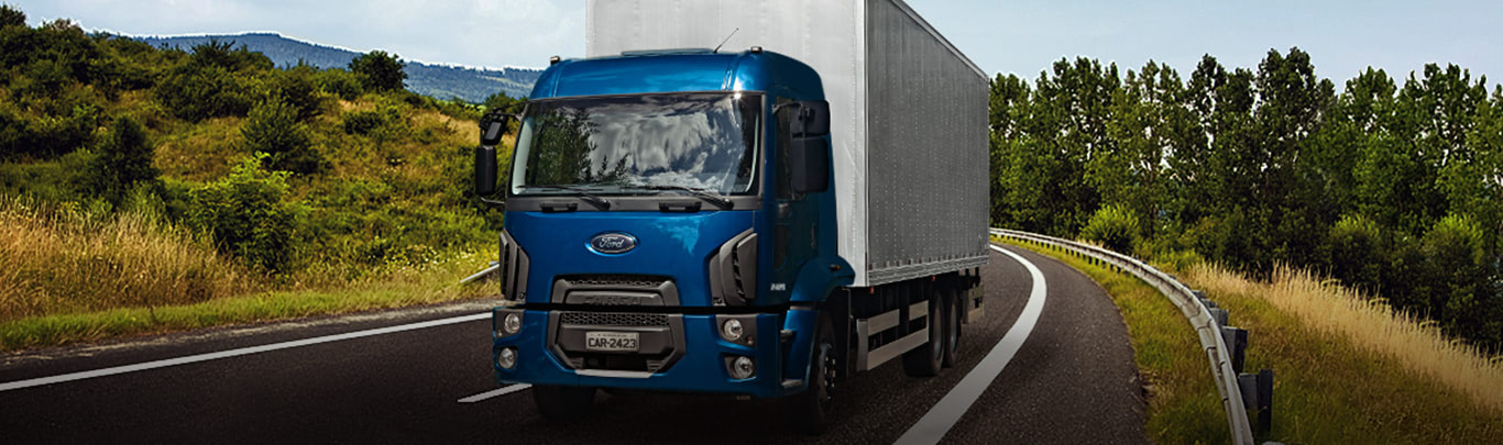 Ford Cargo C2423 (6x2)