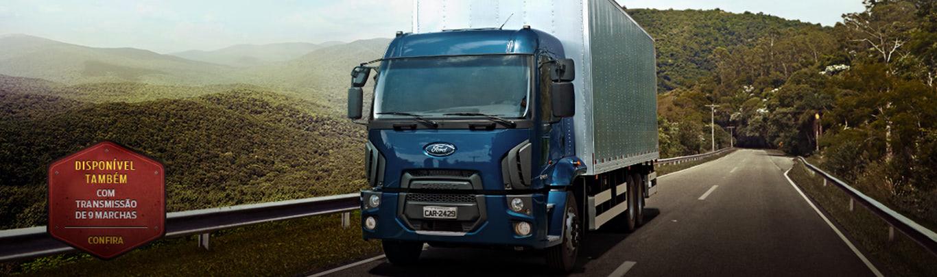 Ford Cargo C2429 (6x2)