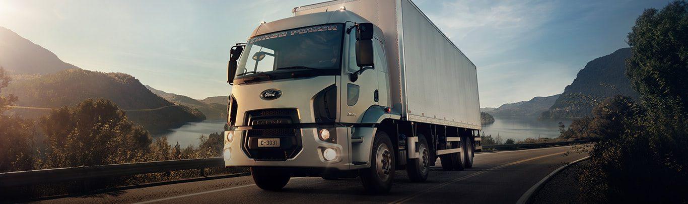 Ford Cargo C3031 (8x2)