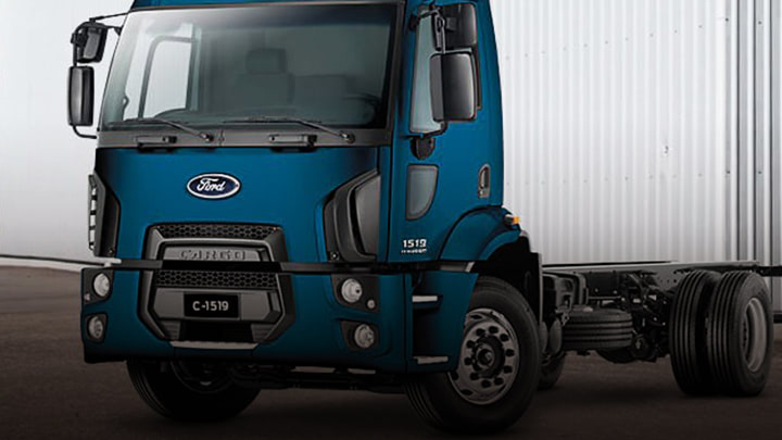 Ford Cargo C1519 Torqshift