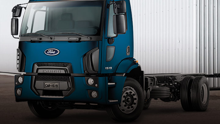 Ford Cargo C1519