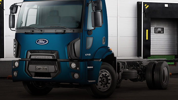 Ford Cargo C1719