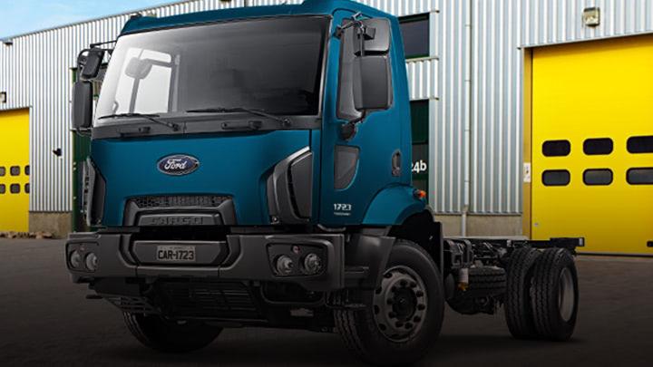 Ford Cargo C1723 Kolector Torqshift