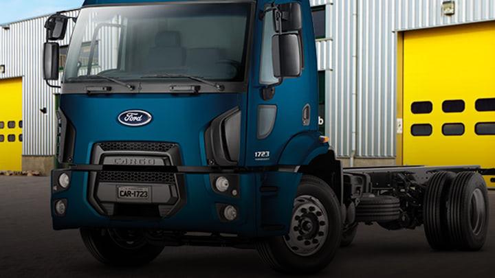 Ford Cargo C1723 Torqshift