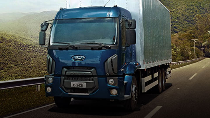 Ford Cargo C2431 (6x2)