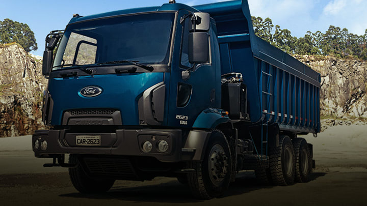 Ford Cargo C2623 (6x4)