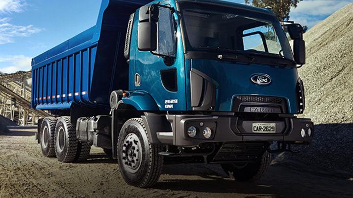 Ford Cargo C2629 (6x4)