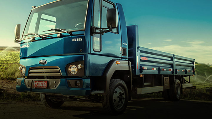 Ford Cargo C816